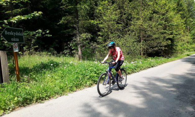 Wyścig rowerowy podgórkę