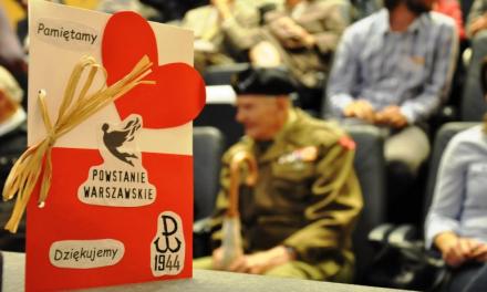 Podziękuj bohaterom Powstania Warszawskiego – wyślij kartkę wramach akcji BohaterON!