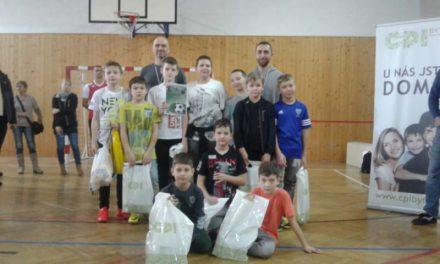 """""""Benjaminek Cup"""" Czechy 2017"""