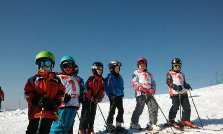 Wycieczka narciarska naKasprowy Wierch