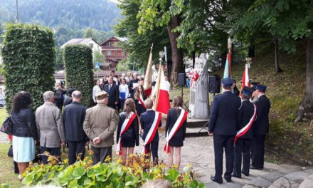 """71. rocznica zamordowania żołnierzy NSZ oddziału """"Bartka"""""""