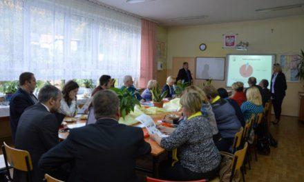 Delegacja z Ukrainy w Szczyrku