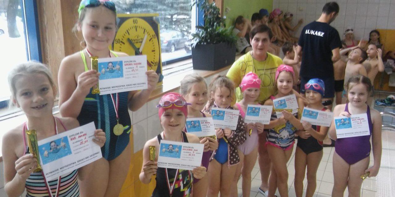 Pływackie Mistrzostwa Szkoły