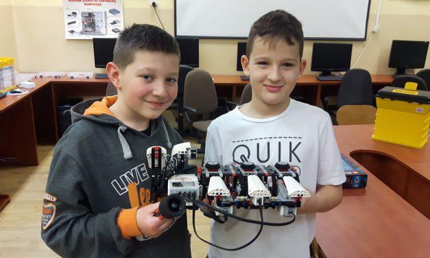 Robotyka – testujemy kolejne modele