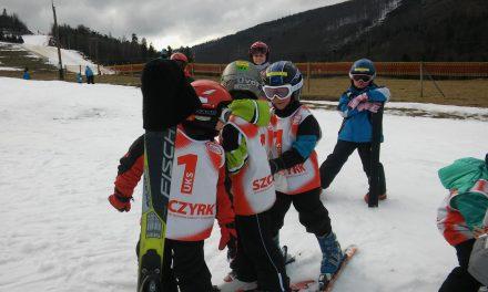 Obóz narciarski XII 2017