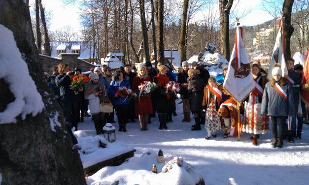 100-lecie urodzin Heleny Marusarzówny wZakopanem