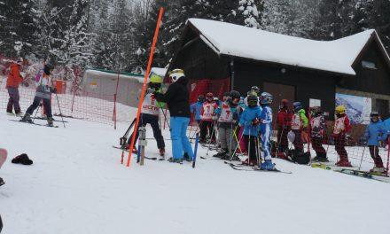 Narciarskie Mistrzostwa Szkoły 2018