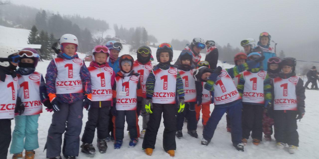 Obóz narciarski – grudzień 2018