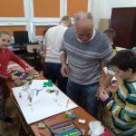 Zajęcia techniczne z dziadkiem