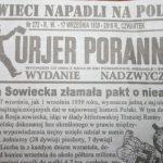 80 rocznica agresji ZSRR na Polskę