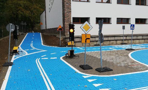 Miasteczko ruchu drogowego już działa!